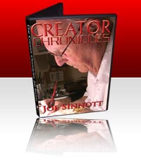 Creator Chronicles: Joe Sinnott DVD